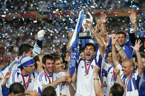 гърция, евро 2004, португалия, шампион, финал