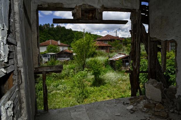Старото кметство в село Кости - руини в сърцето на Странджа