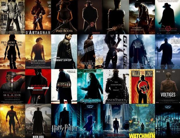 филмови постери