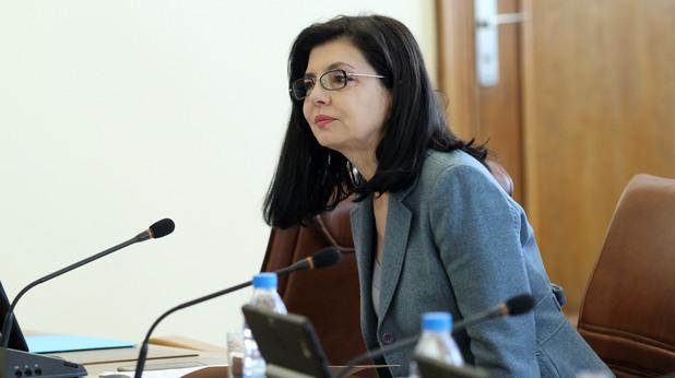 меглена кунева, министерски съвет