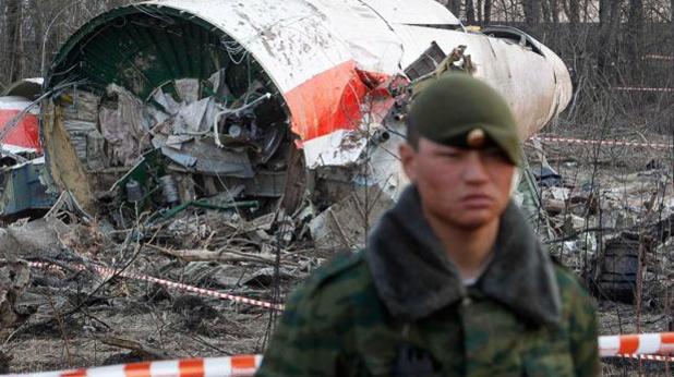 самолетът, в който загина полският президент лех качински