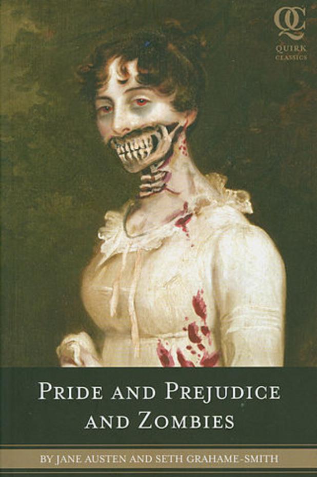 Гордост и предразсъдъци и зомбита