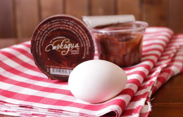 Автентчини палачинки с шоколадов крем
