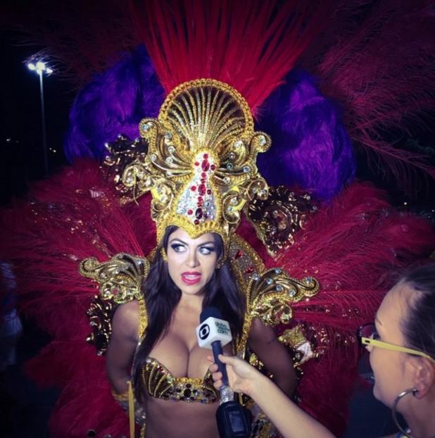 росана торалес, бразилската ева карнейро