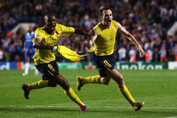 06.05.2009 г. Челси – Барселона 1:1
