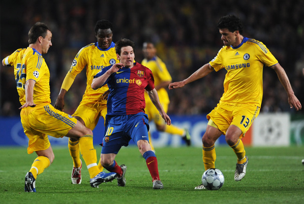 28.04.2009 г. Барселона – Челси 0:0