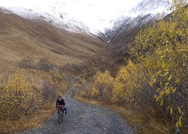 около света на колело