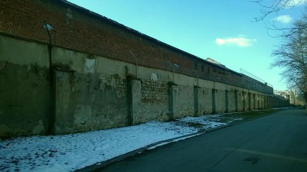 Затворът в София