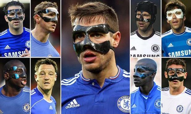 челси, маски,