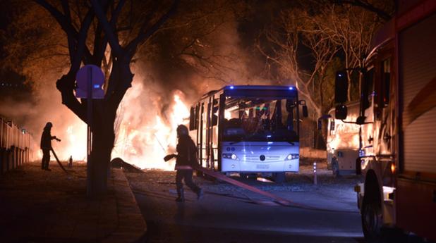 бомбен атентат в анкара