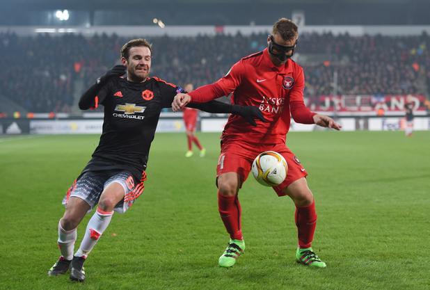 Мидтиланд - Манчестър Юнайтед 2:1