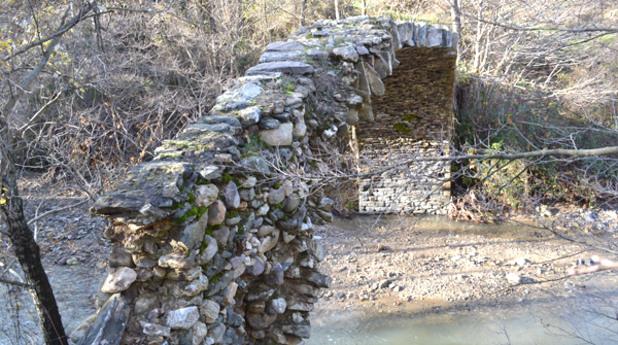 Римски мост, Драгново