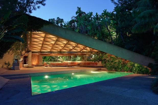 Sheats Goldstein Residence