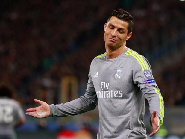 Рома - Реал 0:2