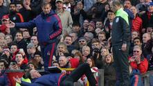 Юнайтед - Арсенал 3:2