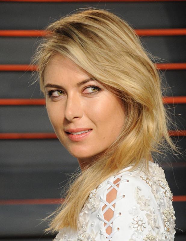 оскари 2016, роджър федерер, мария шарапова, серина уилямс