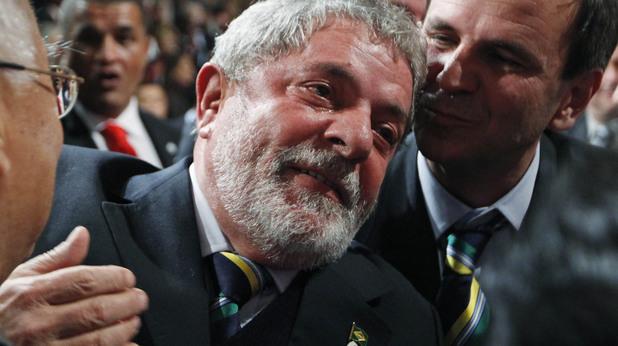 Луис Игнасио Лула да Силва