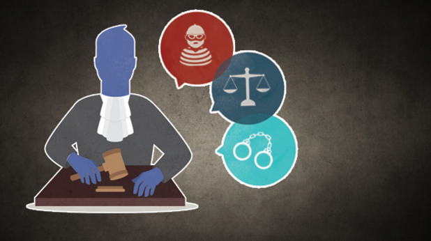 Facebook правосъдие