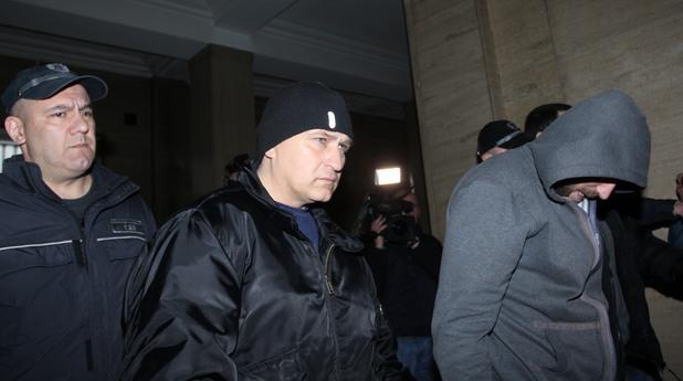Георги Близнаков и Христо Христов - биячите от околовръстното