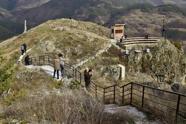 3 момчилова крепост