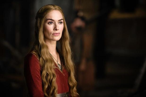 Церсей Ланистър от Game of Thrones