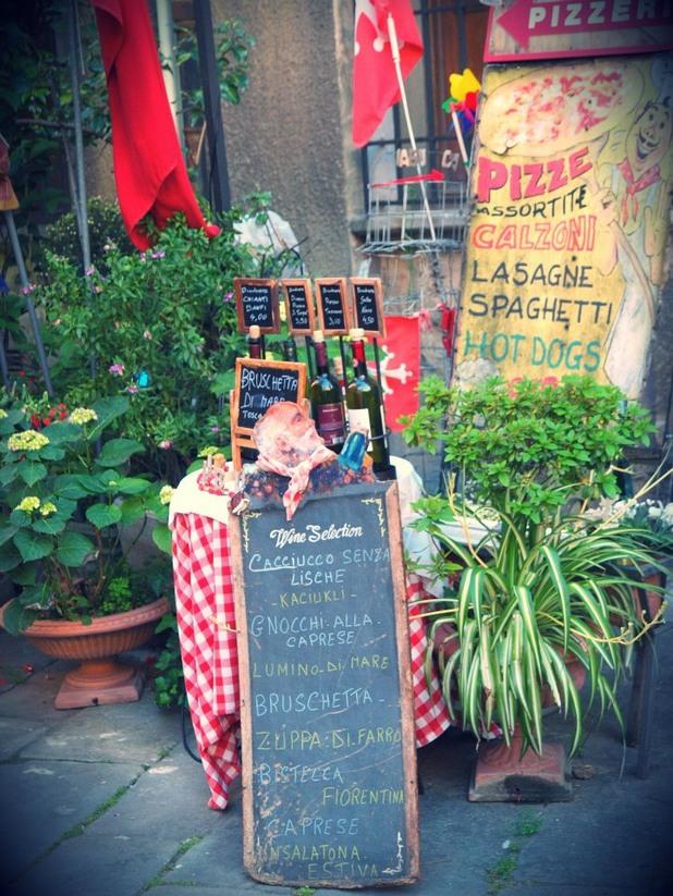 италианско кулинарно пътешествие