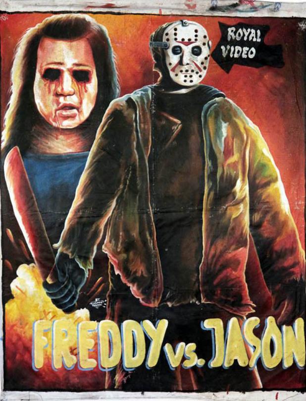 Фреди срещу Джейсън