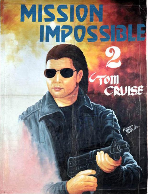 мисията невъзможна 2
