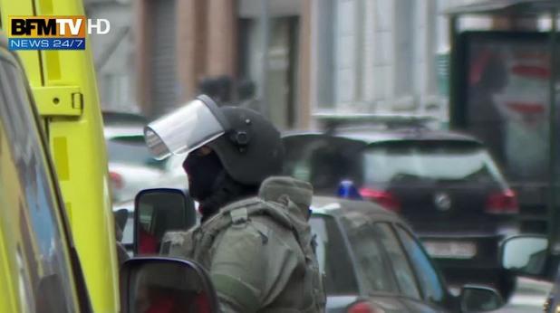 полицейска операция в моленбек