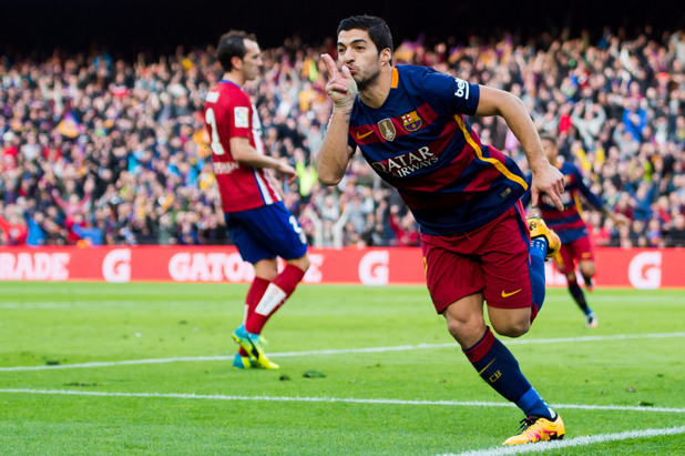 Барселона - Атлетико 2:1
