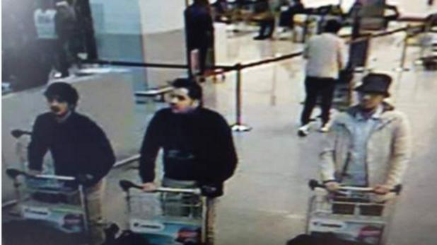 Заподозрян за атентата в Брюксел
