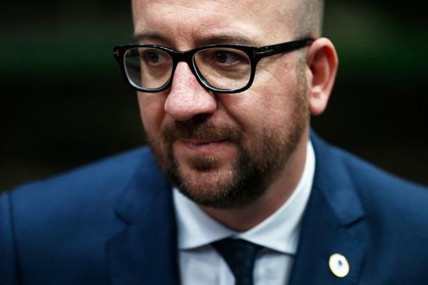 Шарл Мишел - премиер на Белгия