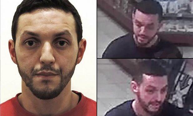 Mohamed Abrini. - терорист Брюксел