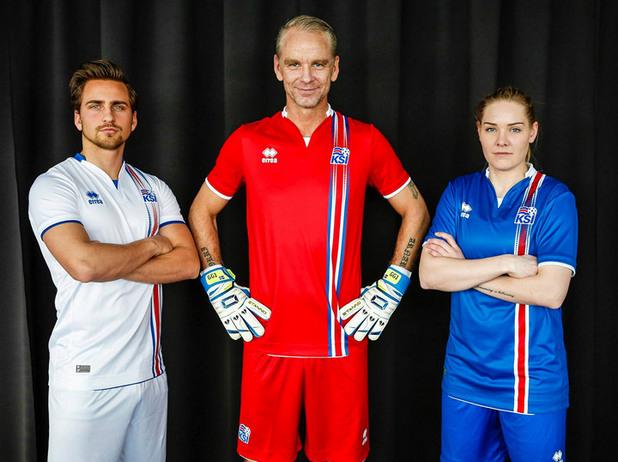 екипи, исландия