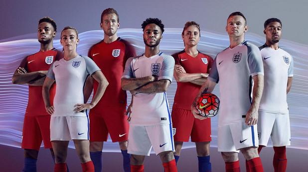 екипи, англия