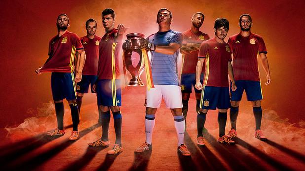 екипи, испания