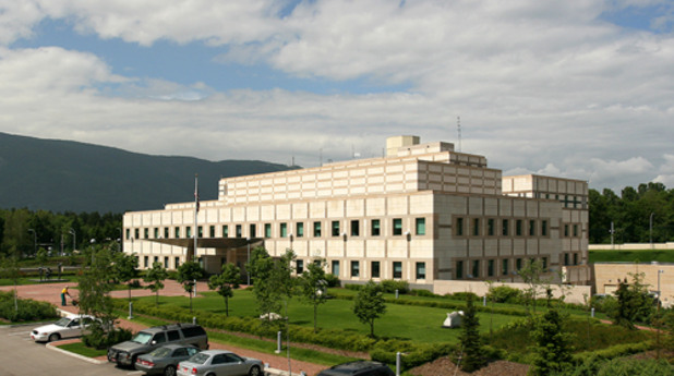 Американско посолство в София