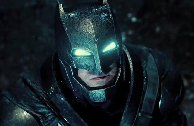 батман, батман срещу супермен