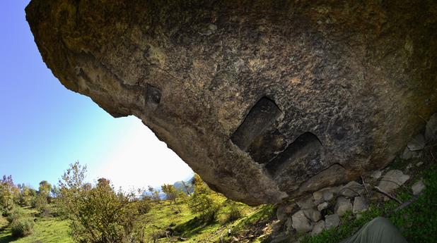 Пещера Утробата 3