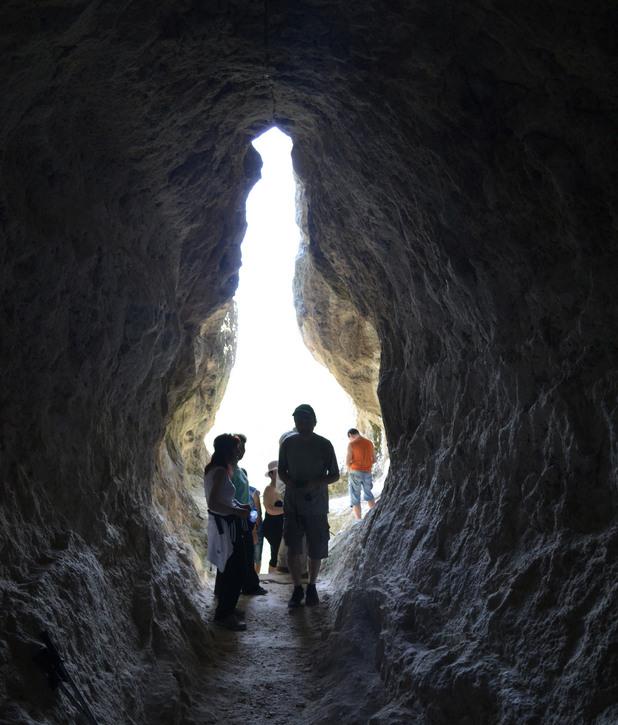 Пещера Утробата 7