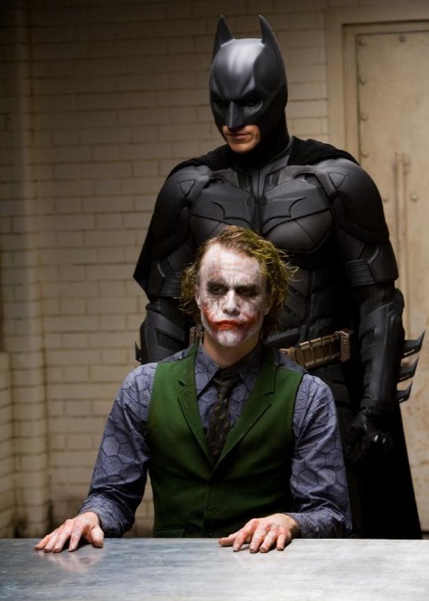 батман и супермен в киното