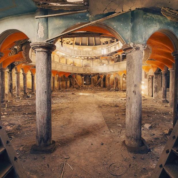 изоставена капела
