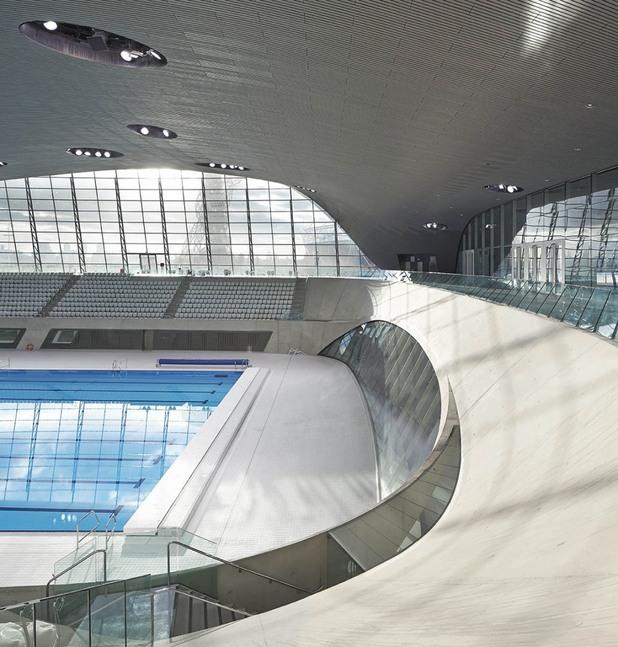 Олимпийски център за водни спортове, Лонодн