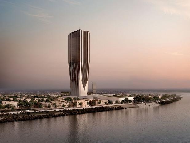 сградата на централната банка в Ирак