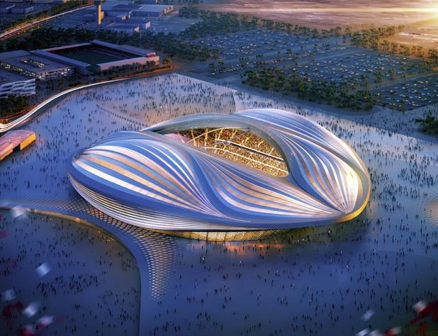 Ал Вакрах Арена, Катар