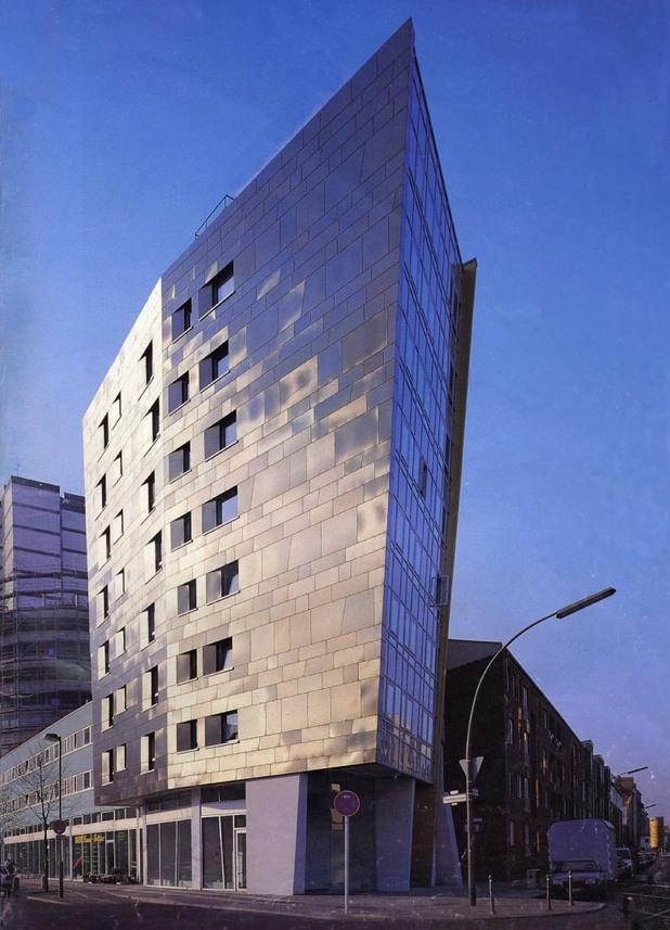 сградата на IBA в Берлин