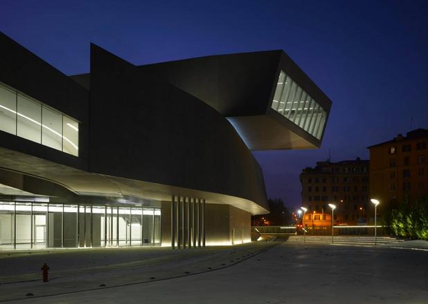 MAХХI - Музей на изкуството на 21 век, Рим, Италия