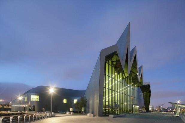 "музей на транспорта ""Ривърсайд"", Глазгоу"