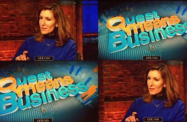 Николина Ангелкова в CNN