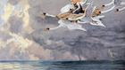 Андерсен, Дивите лебеди